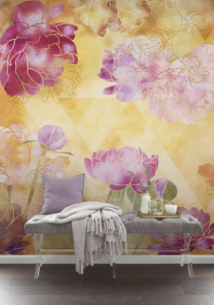 fr hlingserwachen fototapeten mit blumen bl ten leben genie en. Black Bedroom Furniture Sets. Home Design Ideas